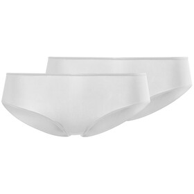 Odlo The Invisibles Panty Women 2-Pack white